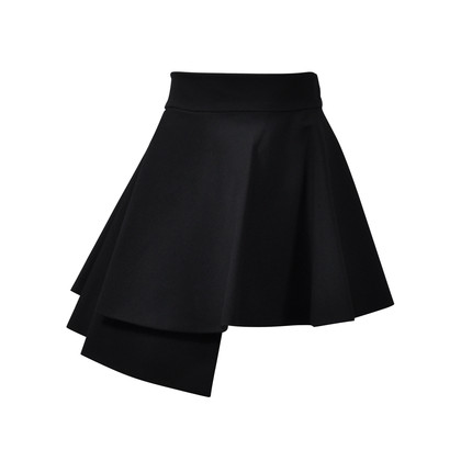 Authentic Second Hand Fausto Puglisi Asymmetric Skirt (PSS-200-00425)