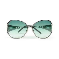 Silver Squared Sunglasses