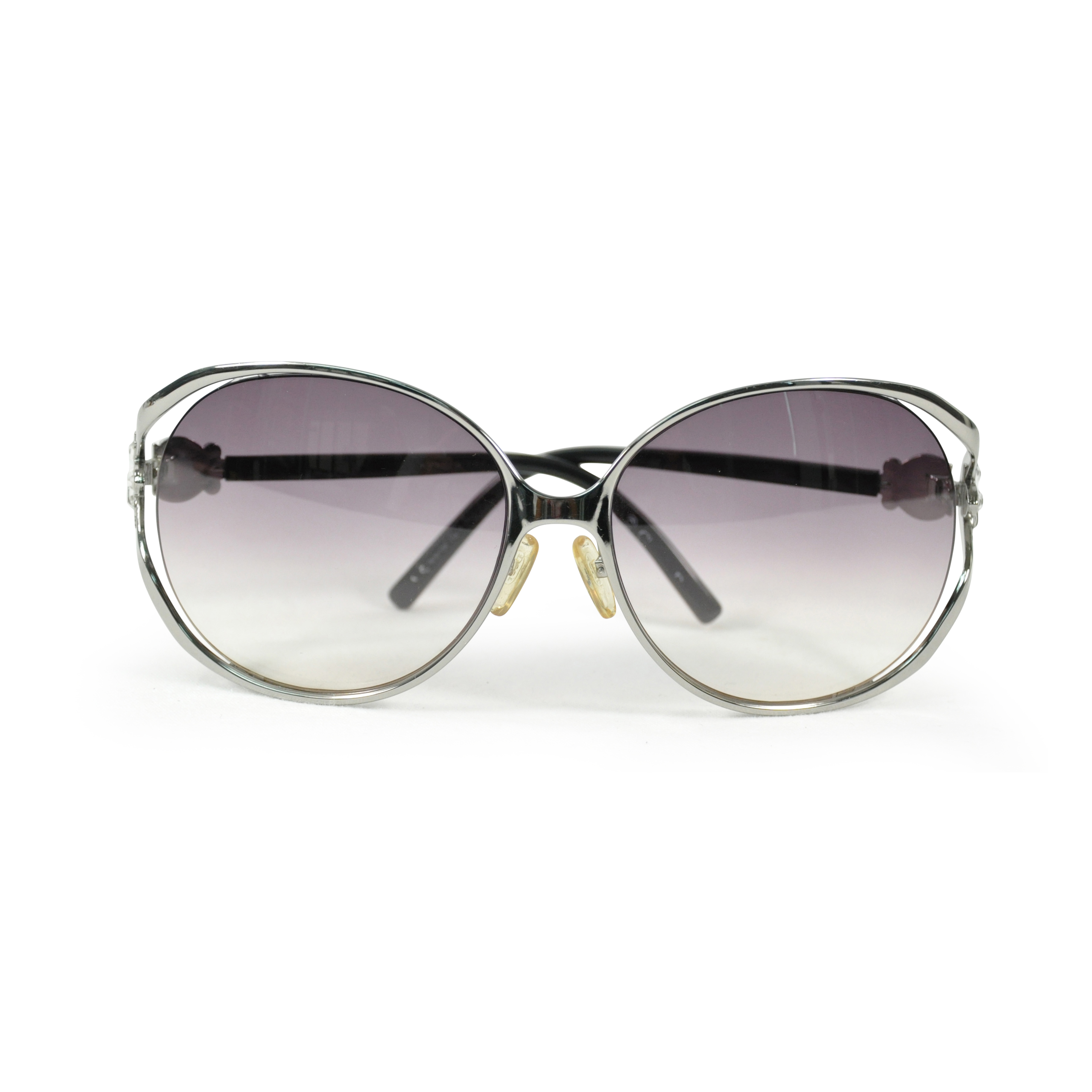433cf3b2540ce Authentic Second Hand Dior Silver Titanium Sunglasses (PSS-200-00404 ...