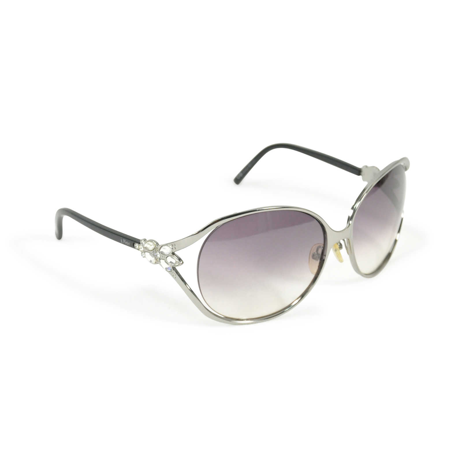 b4f5fa0969628 ... Authentic Second Hand Dior Silver Titanium Sunglasses (PSS-200-00404) -  Thumbnail ...