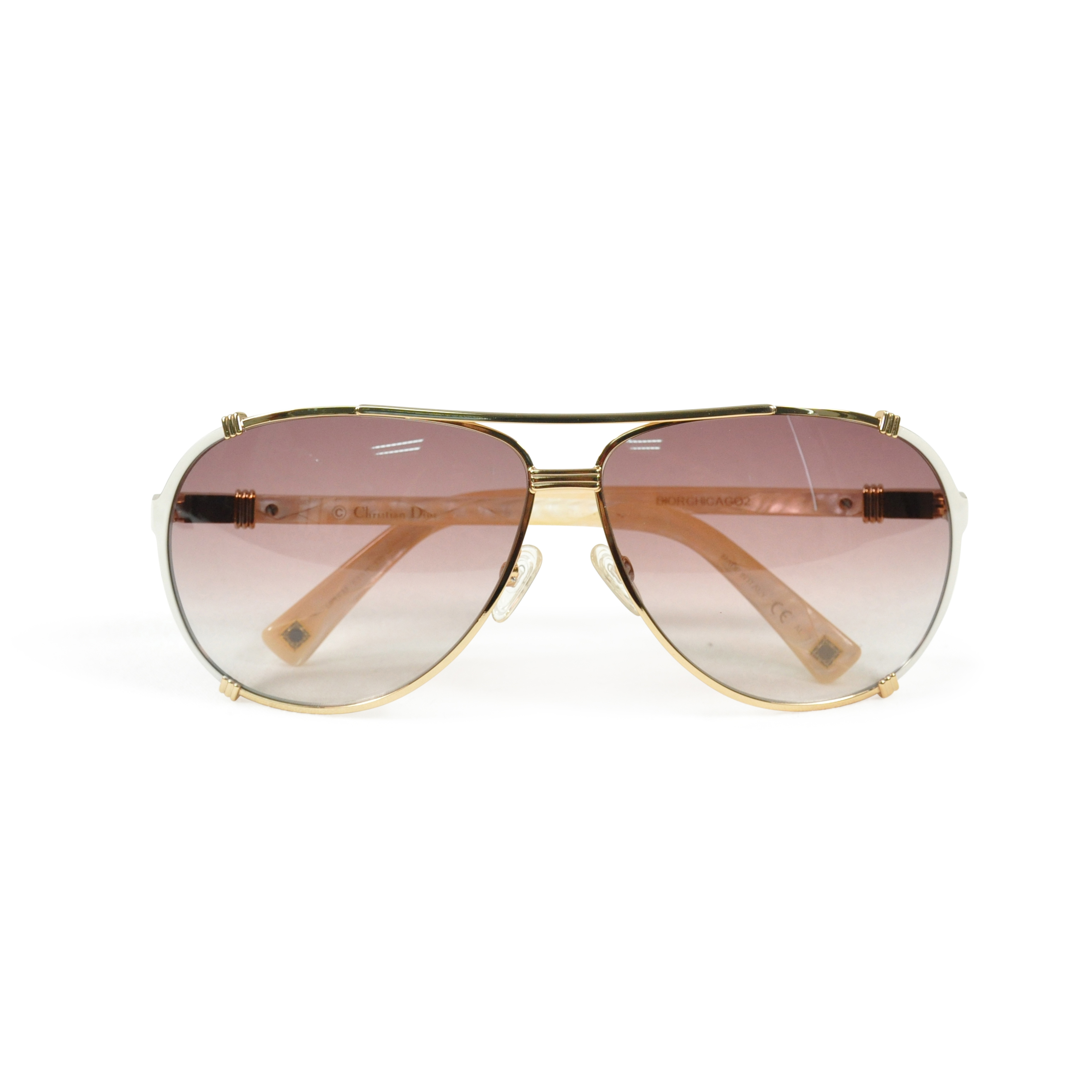 43dfbcd9c4c Dior Chicago 2 Aviator Sunglasses « One More Soul