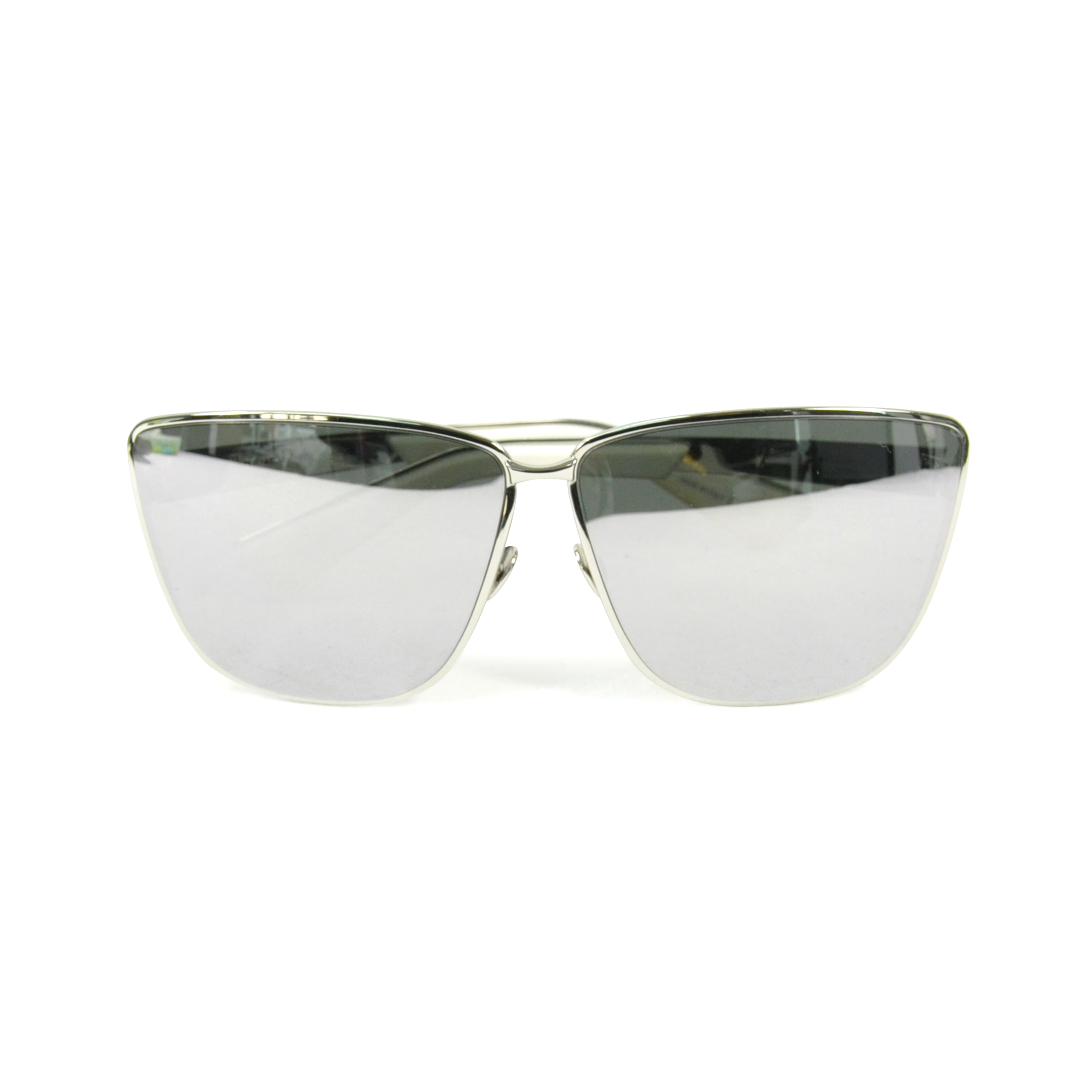 8bcac724e9 Authentic Second Hand Dior Dior Sculpt-Paladium Mirror 010 DC Sunglasses  (PSS-200-00368) - THE FIFTH COLLECTION