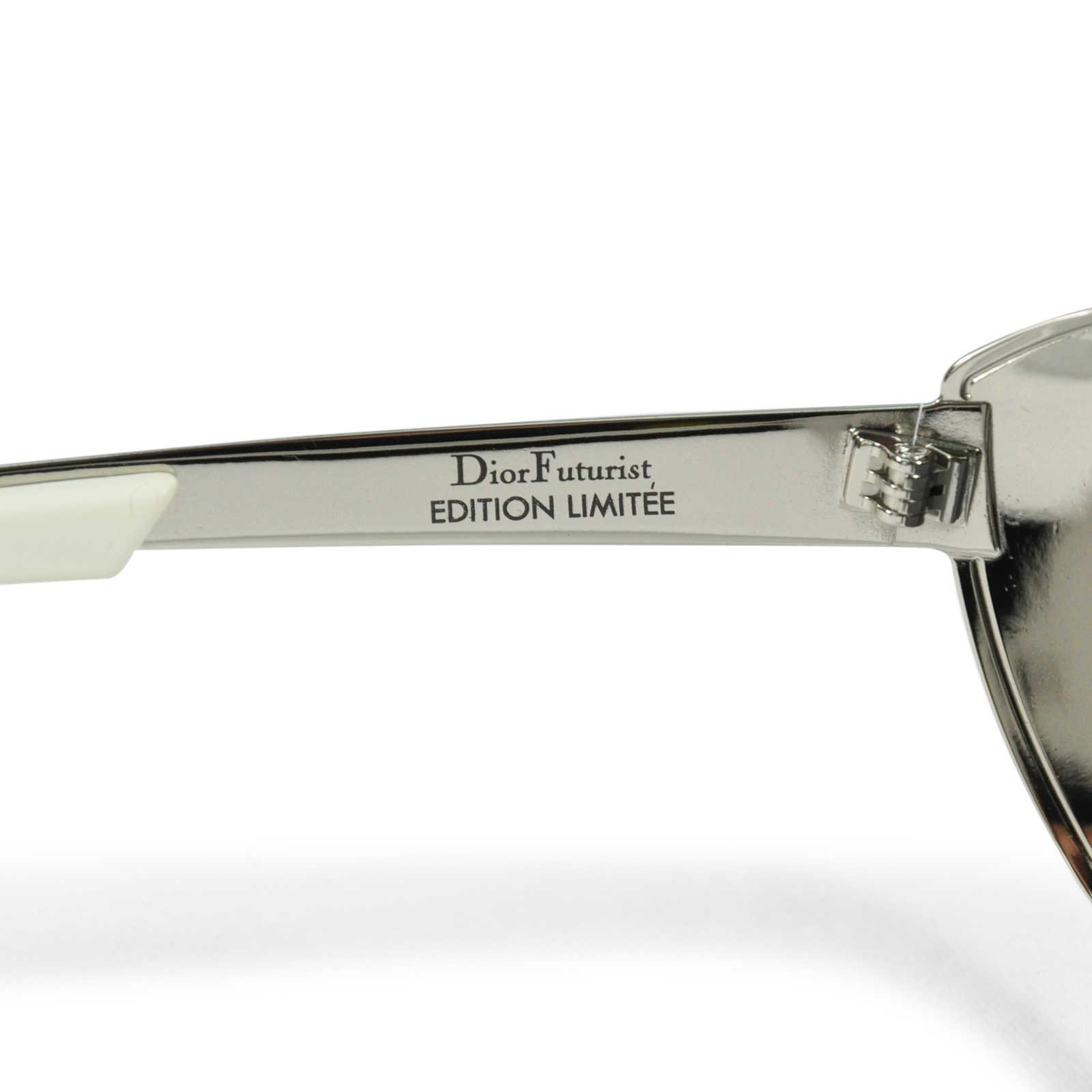 c9669801c4 ... Authentic Second Hand Dior Dior Sculpt-Paladium Mirror 010 DC  Sunglasses (PSS-200 ...