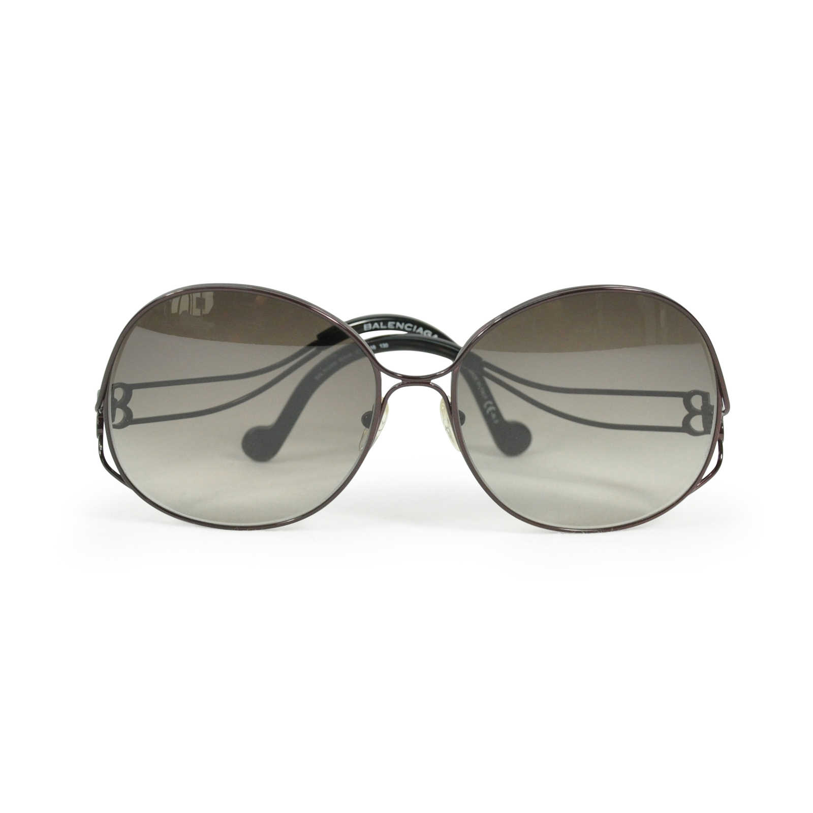 3c4d8484caa27 Tap to expand · Authentic Second Hand Balenciaga Brown Oversized Full Frame  Sunglasses (PSS-200-00363) ...