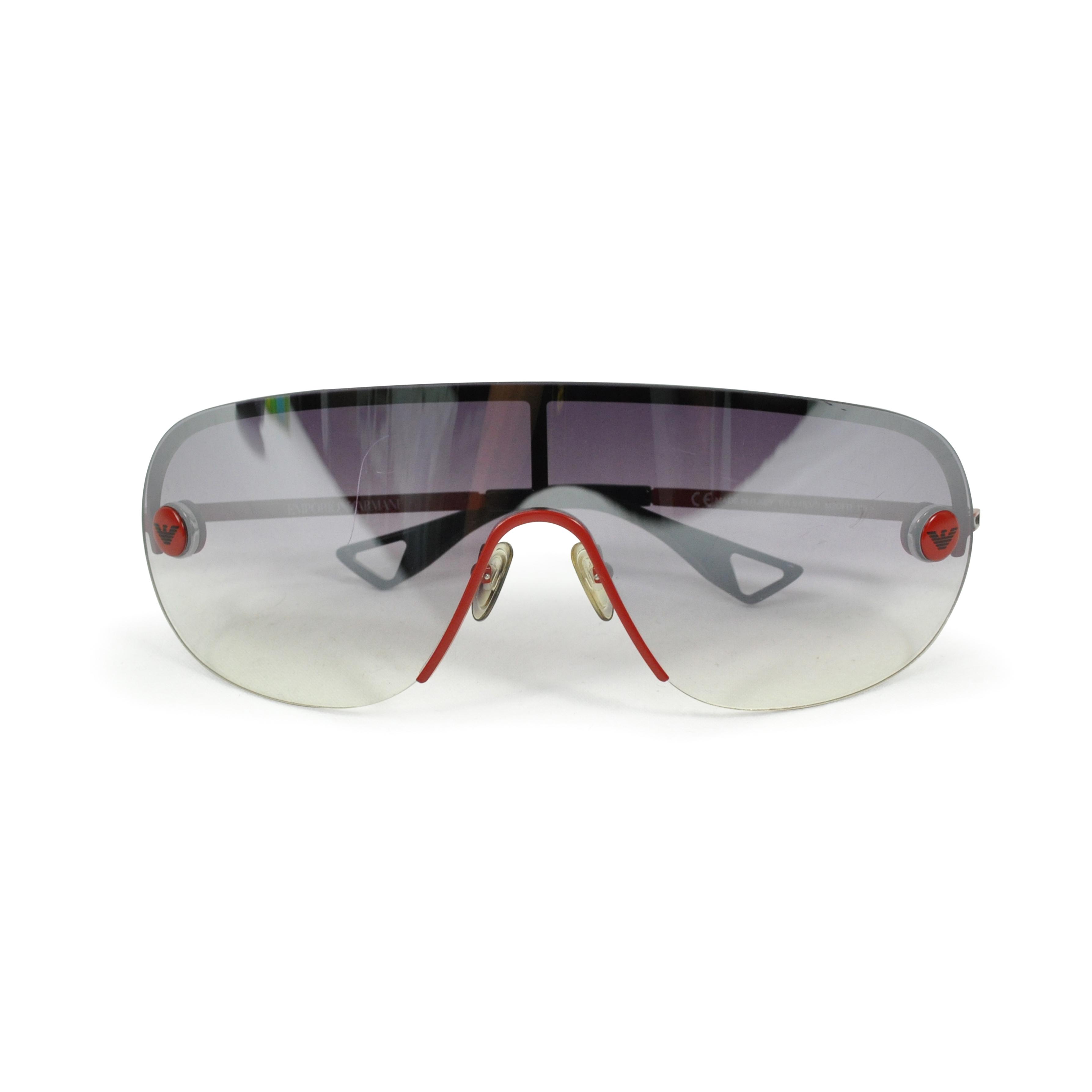 63735a61f6a2 Authentic Second Hand Giorgio Armani Men s Sunglasses (PSS-200-00370 ...