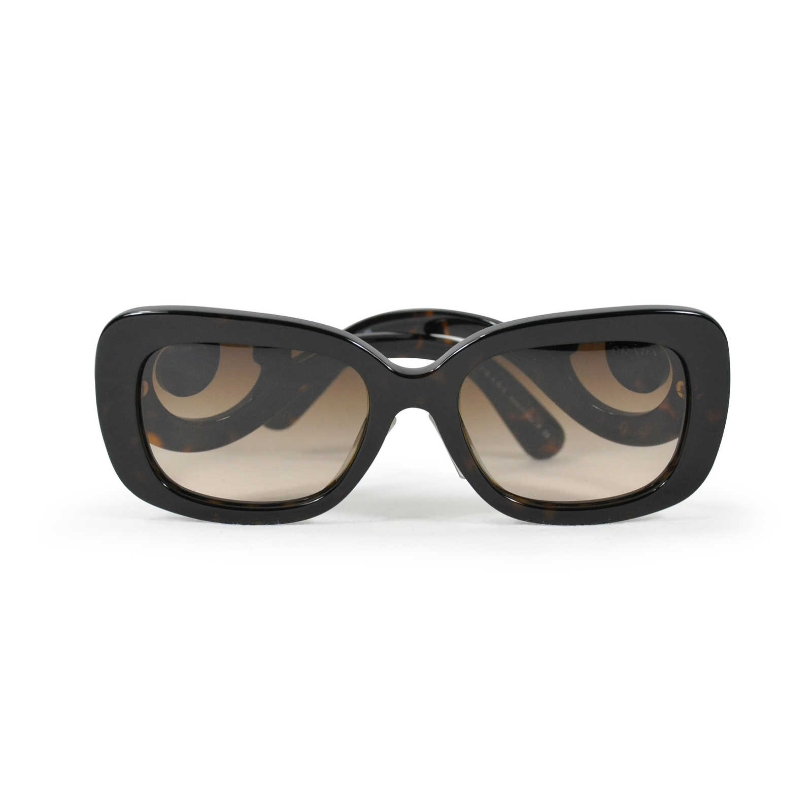 df04fceb91 ... spain authentic pre owned prada baroque square sunglasses pss 200 00395  thumbnail 31458 093ac