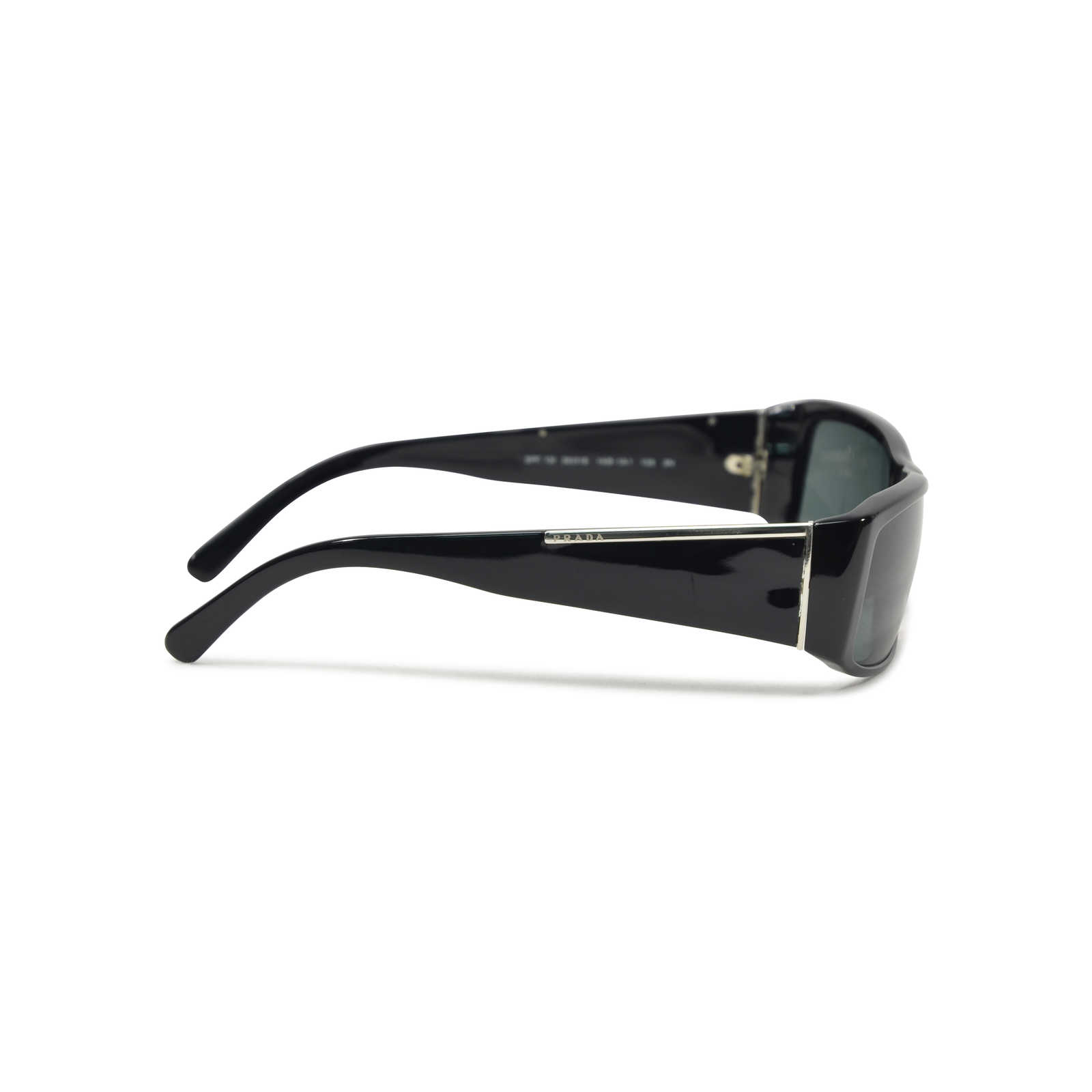 2c84ad1ab7 ... Authentic Second Hand Prada Rectangle Frame Sunglasses (PSS-322-00003)  - Thumbnail ...