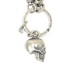 Alexander mcqueen skull wallet chain 2?1492579492