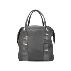 Maison martin margiela canvas and leather tote bag 2?1492584285