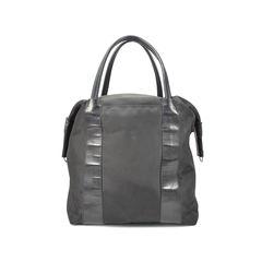 Maison martin margiela canvas and leather tote bag 2?1492584285
