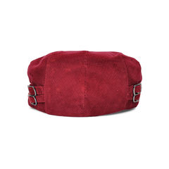 Philip treacy corduroy newsboy cap 2?1492591432