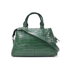Crocodile Satchel