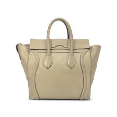 Celine dune mini luggage tote 2?1493112752