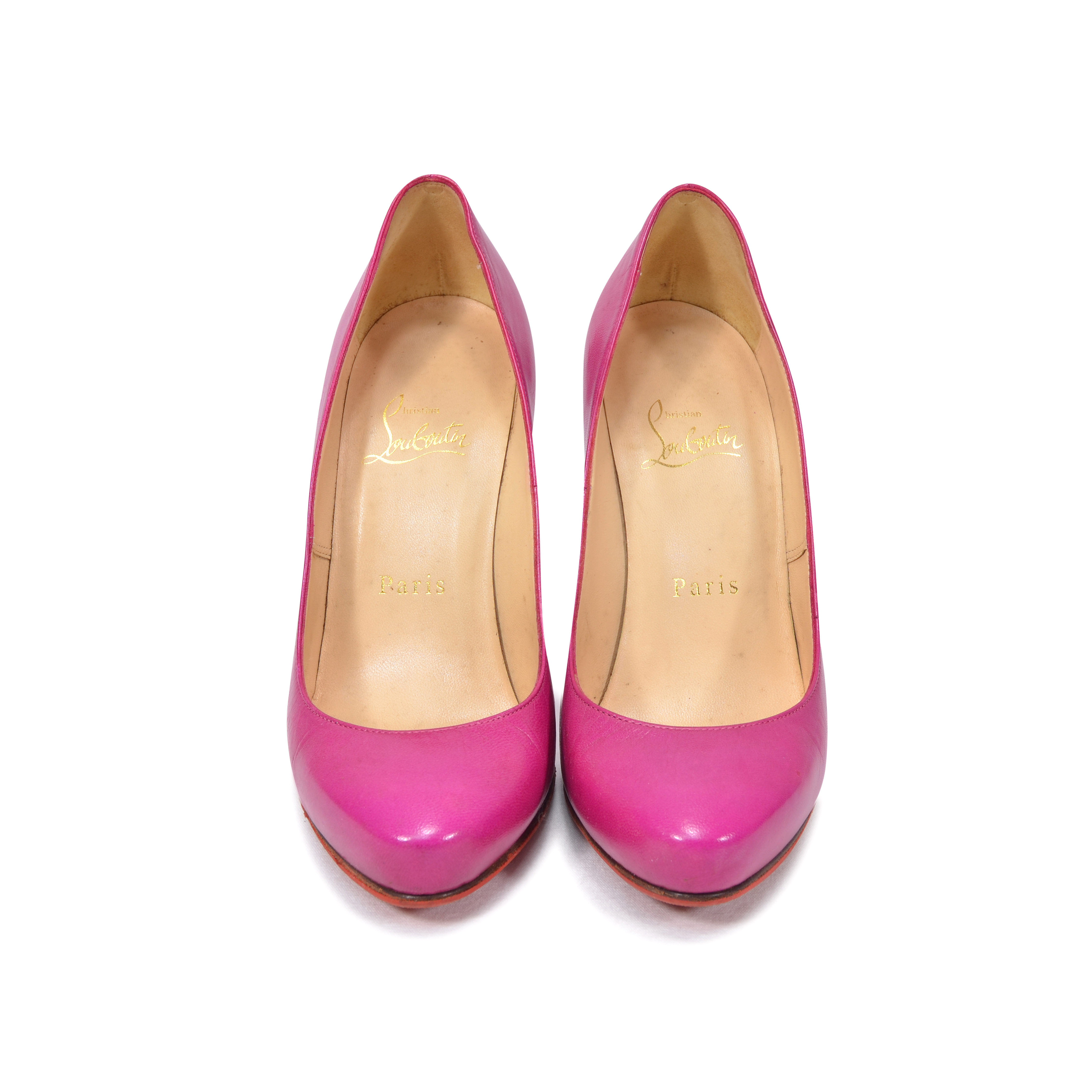 344b410815a where to buy christian louboutin flat dolly hand 470e1 af17f