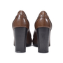 Authentic Second Hand Salvatore Ferragamo Loafer Pumps (PSS-334-00003) - Thumbnail 4