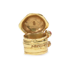 Yves saint laurent arty ring red 1?1493270023