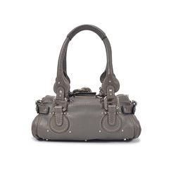 Chloe paddington bag grey 2?1493271742