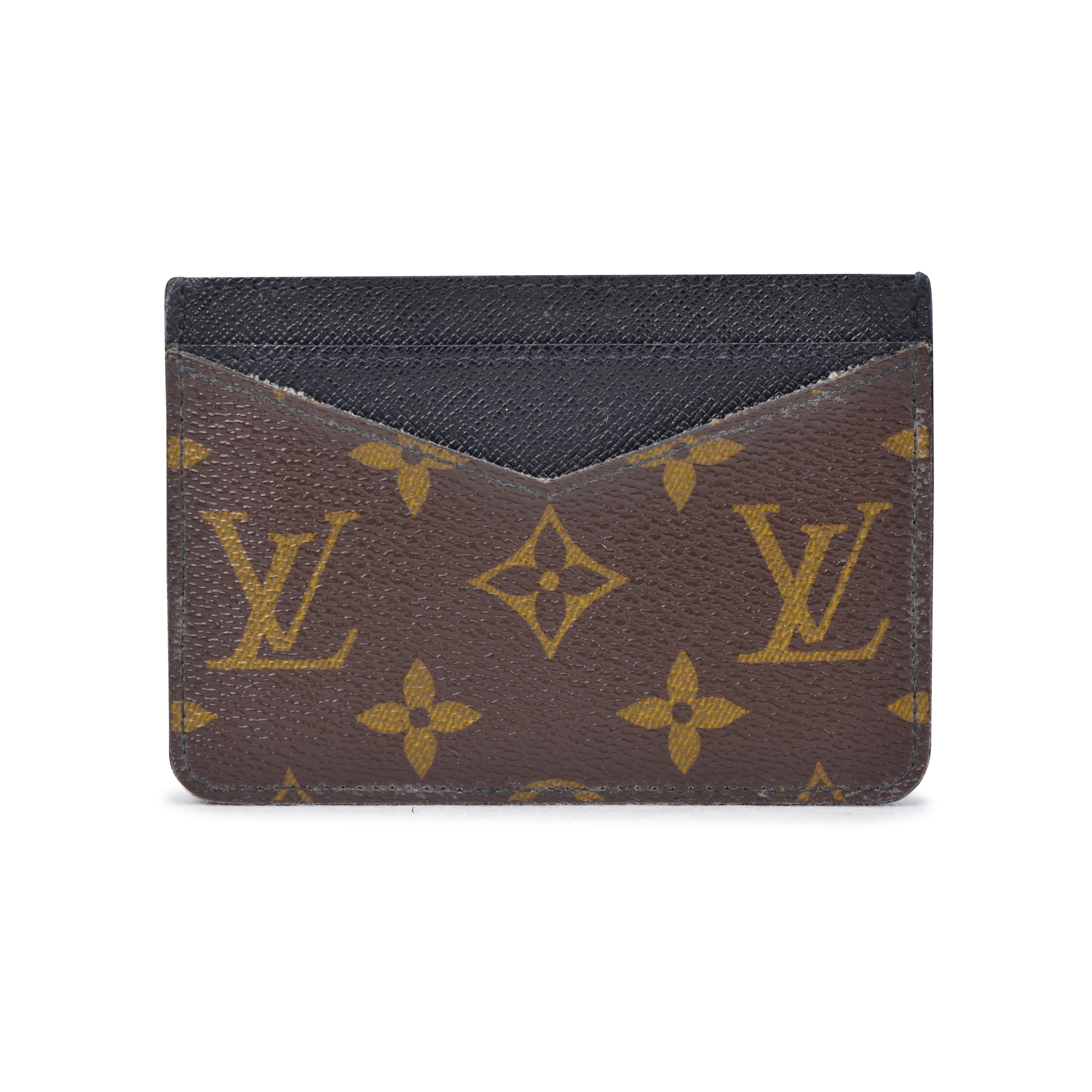 d0533bc33d4b Authentic Second Hand Louis Vuitton Monogram Card Holder (PSS-332-00004)