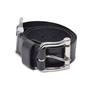 Authentic Second Hand Ralph Lauren Black Buckle Belt (PSS-332-00008) - Thumbnail 2