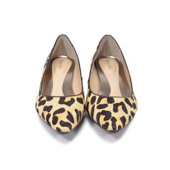 Diema Pony Hair Pumps