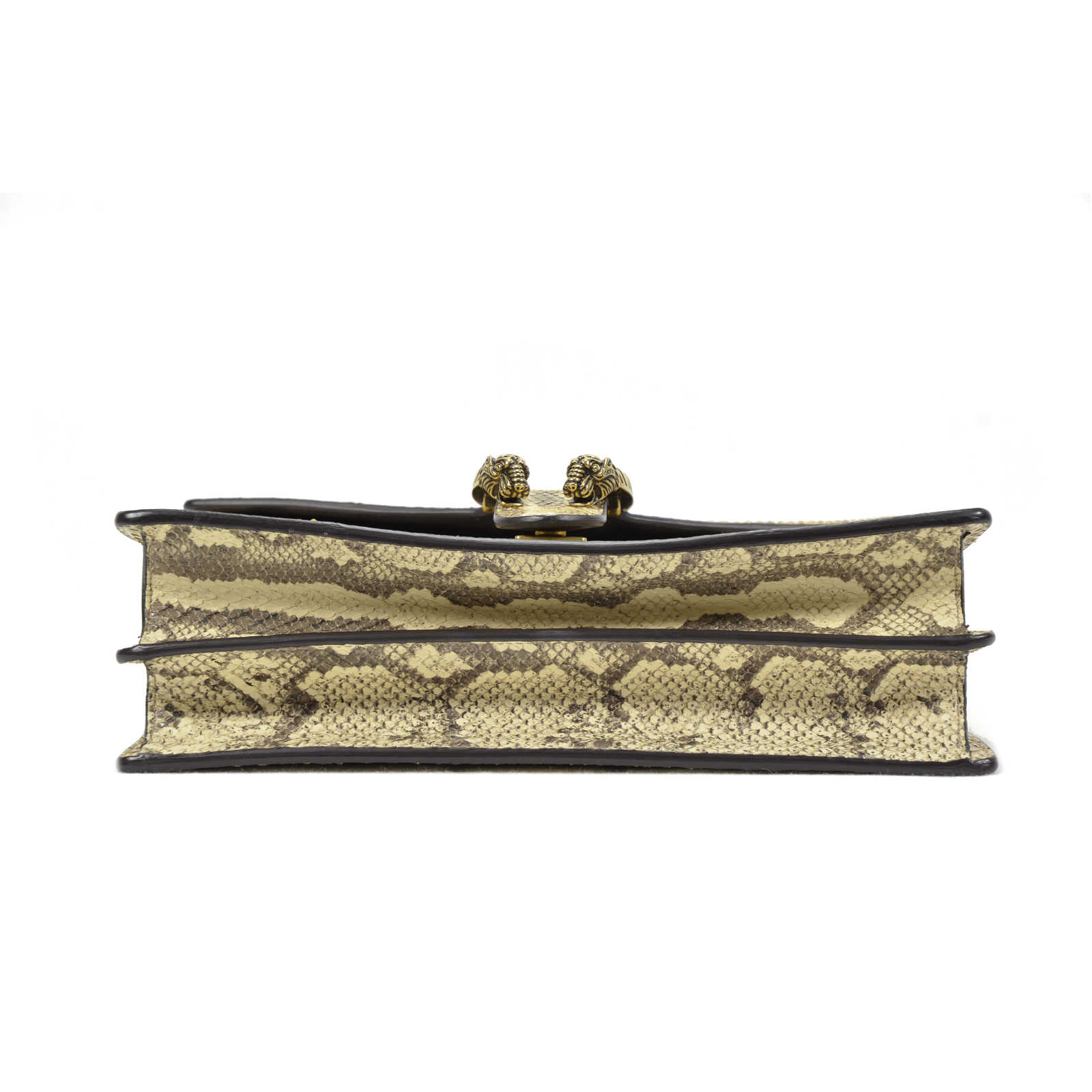 70e2c1643 ... Authentic Second Hand Gucci Dionysus Python Shoulder Bag  (PSS-051-00162) ...