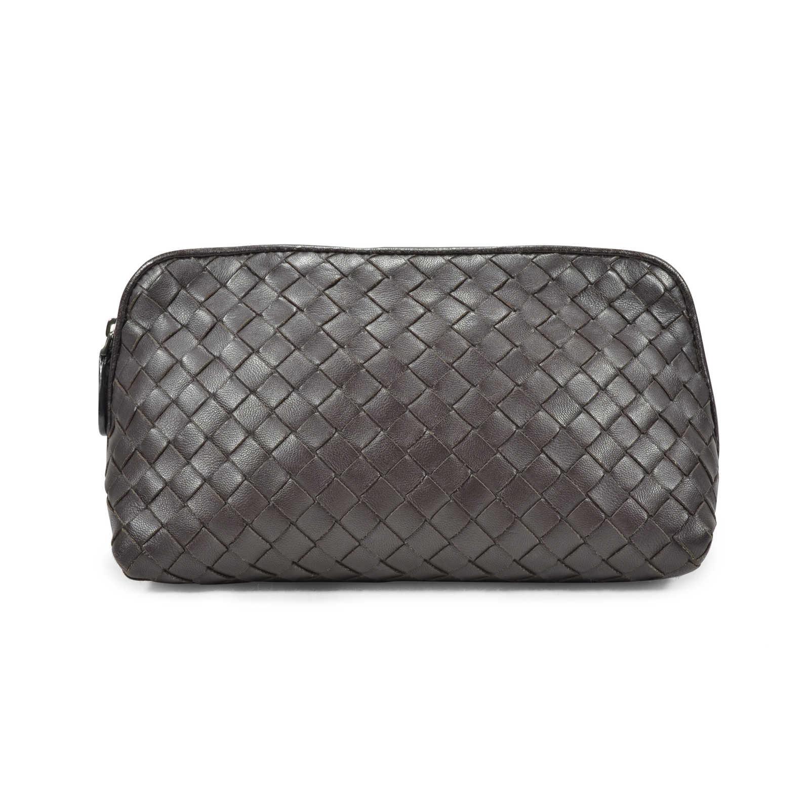65fd9d5496a9 Authentic Second Hand Bottega Veneta Cosmetic Case (PSS-350-00017) -  Thumbnail ...