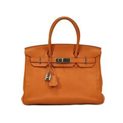 Orange Birkin 30