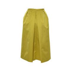 N 21 back inverted pleat skirt 2?1495694280