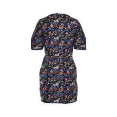 Msgm floral print dress 2?1495696136