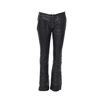 Authentic Second Hand Zadig & Voltaire Erin Wasson Leather Pants (PSS-200-00732)