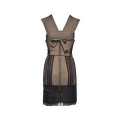 Preen by thornton bregazzi minx pleated mesh dress 2?1495786851