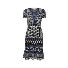 Alice Jacquard Dress