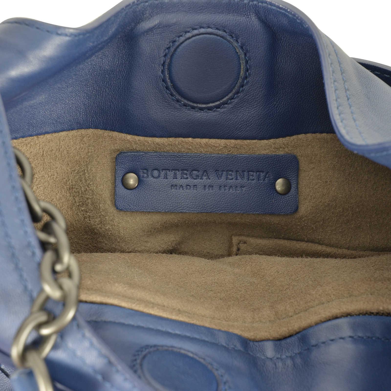 f9b680826b7f ... Authentic Second Hand Bottega Veneta Beverly  71  16 Intrecciato Nappa  Bag (PSS ...