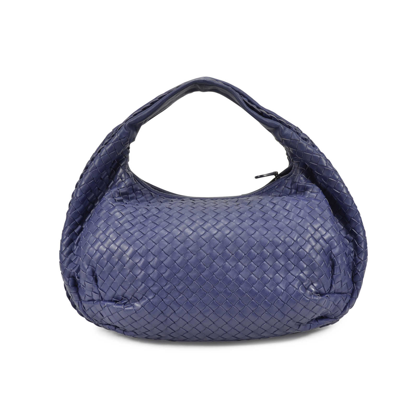 221c01554c ... Authentic Second Hand Bottega Veneta Intrecciato Leather Weave Hobo Bag  (PSS-021-00008 ...