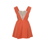 Authentic Second Hand Three Floor New Flame Dress (PSS-353-00002) - Thumbnail 1