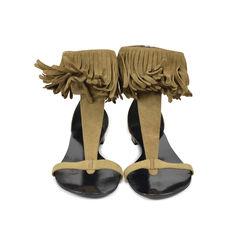 Fringed Sandals