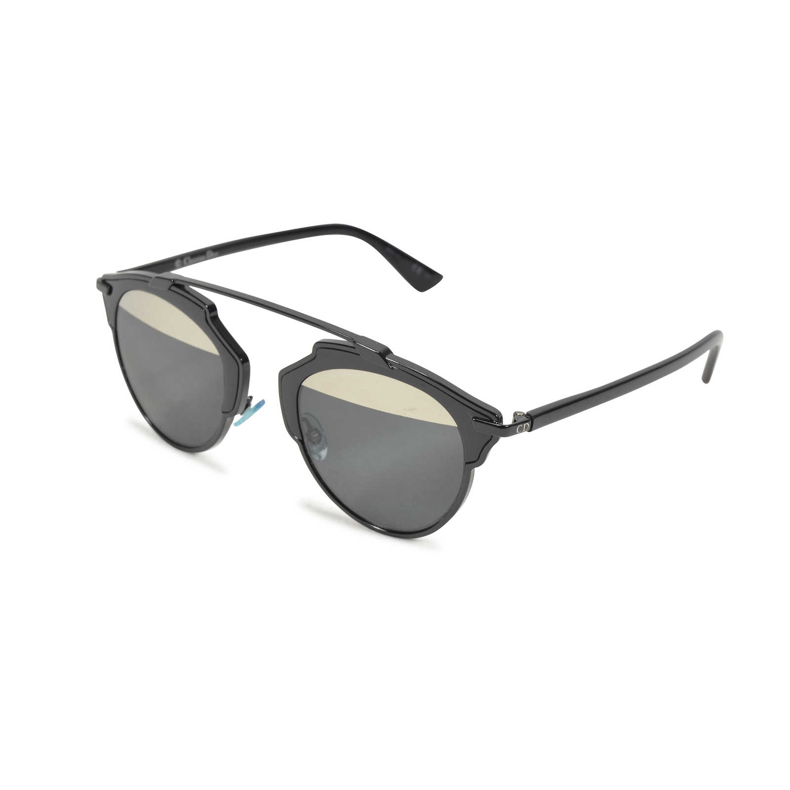 56bae9919460f ... Authentic Second Hand Dior So Real Sunglasses (PSS-340-00022) -  Thumbnail ...