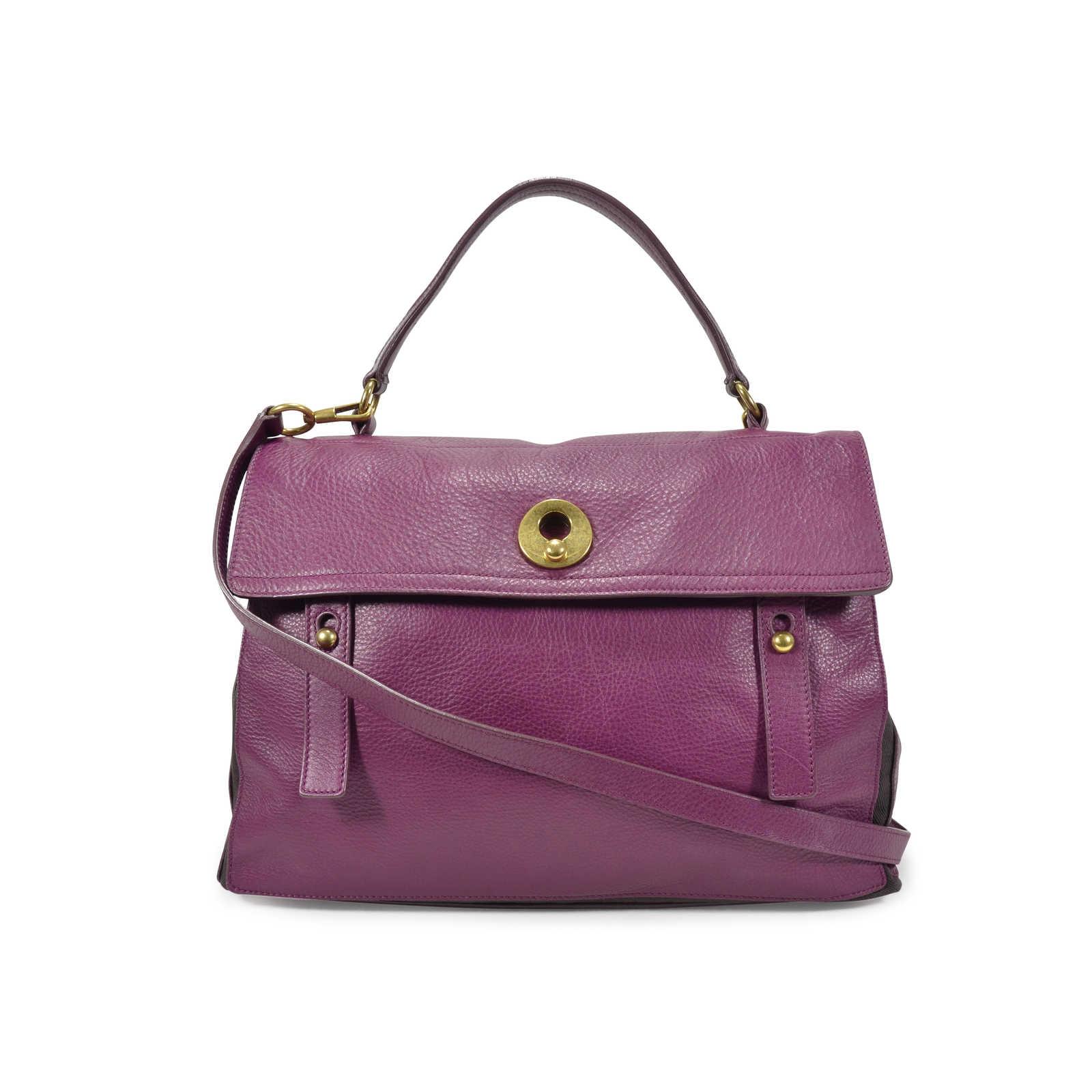9079c70809 Authentic Second Hand Yves Saint Laurent Borsa Muse Two Bag (PSS-350-00019  ...