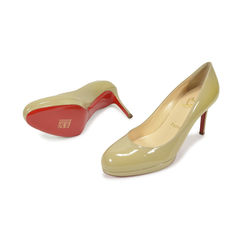 Christian louboutin new simple pumps it 37 2?1496142848