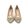 Authentic Second Hand N°21 Elaphe Sandy Pumps (PSS-346-00008) - Thumbnail 0