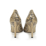 Authentic Second Hand N°21 Elaphe Sandy Pumps (PSS-346-00008) - Thumbnail 4