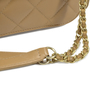 Authentic Second Hand Chanel Quilted Front Pocket Shoulder Bag (PSS-341-00009) - Thumbnail 4