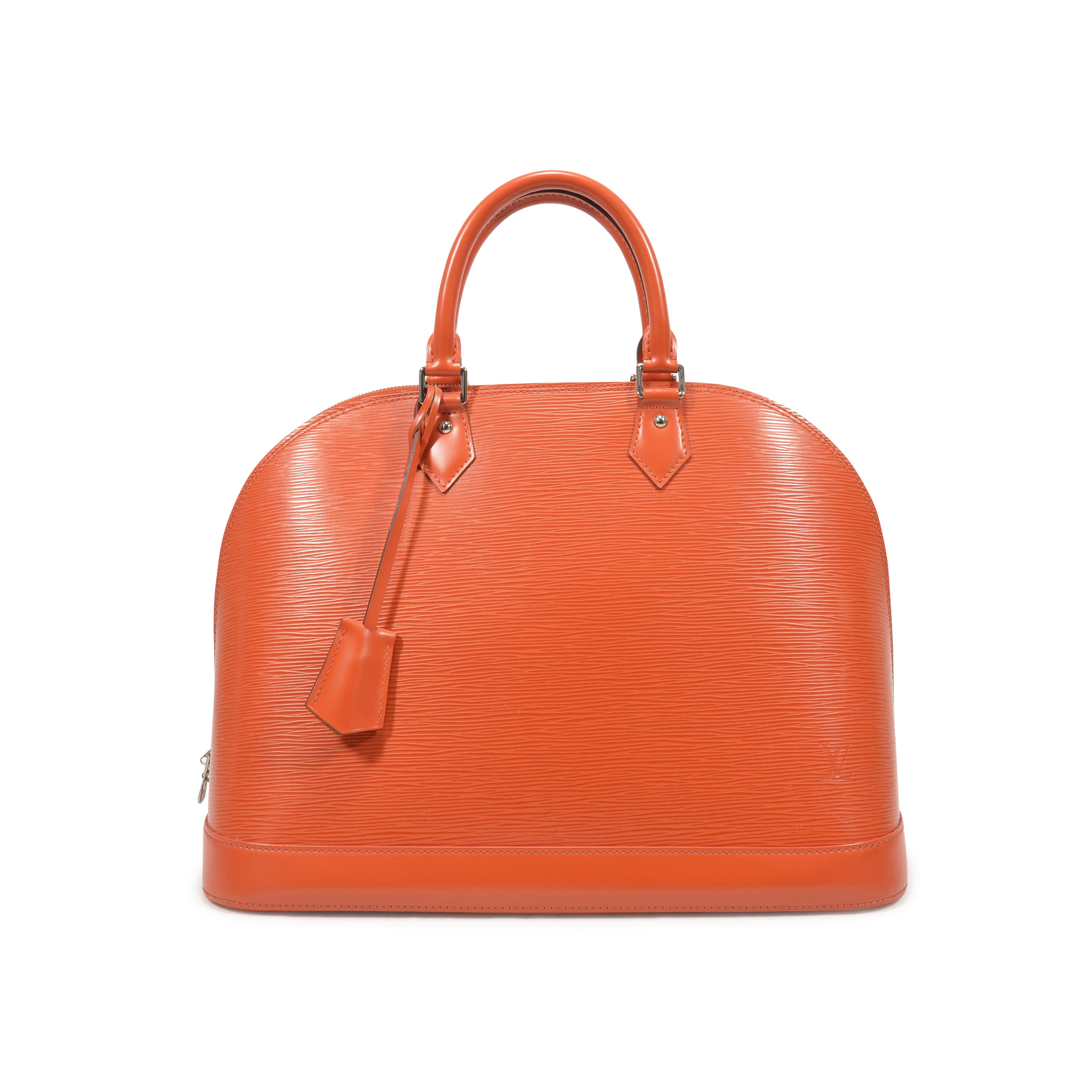 e53965479420 Authentic Second Hand Louis Vuitton Epi Alma GM Bag (PSS-237-00012 ...