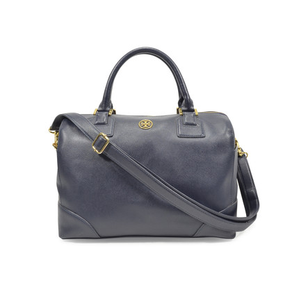 Authentic Second Hand Tory Burch Robinson Bowler Bag (PSS-237-00014)
