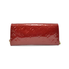 Louis vuitton sunset boulevard vernis leather clutch 2?1496649296