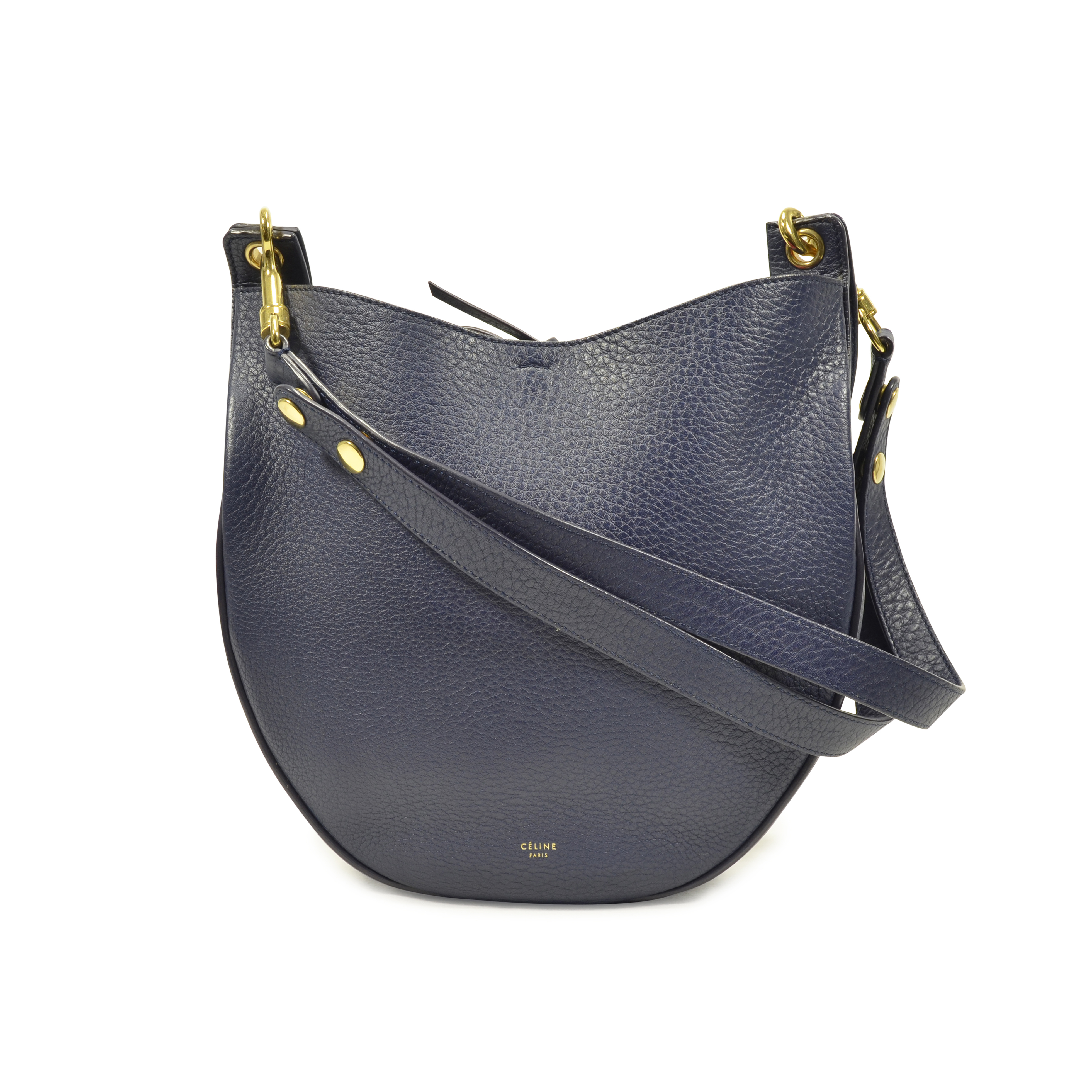 3bac91d95e Authentic Second Hand Céline Small Hobo Bag (PSS-311-00016)