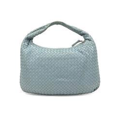 Bottega veneta intrecciato hobo weave bag blue 2?1496650356