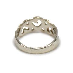 Tiffany co loving heart band ring 2?1497327840