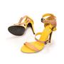 Authentic Second Hand Bottega Veneta Two-Tone Leather Sandals (PSS-287-00006) - Thumbnail 1