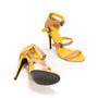 Authentic Second Hand Bottega Veneta Two-Tone Leather Sandals (PSS-287-00006) - Thumbnail 2